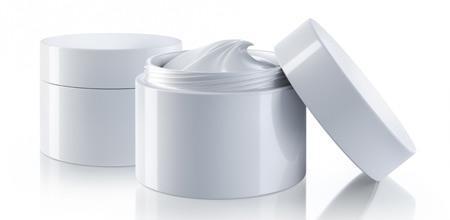 Kosmetik-Etikett