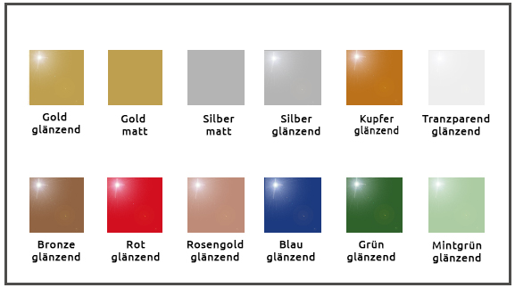 heissfolienpraegung-Farben