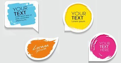 Sticker-Bogen DIN A4